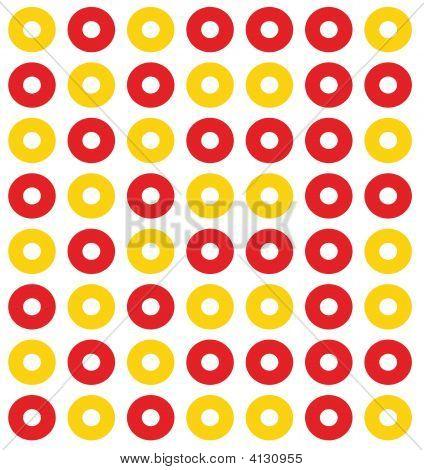 Shading Red Circle