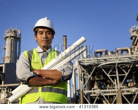 Chemical Industrial Engineer