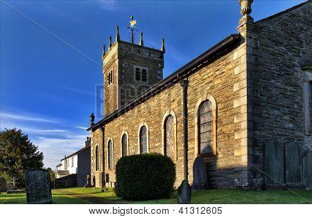 St Anne's Church, Ings, Cumbria.