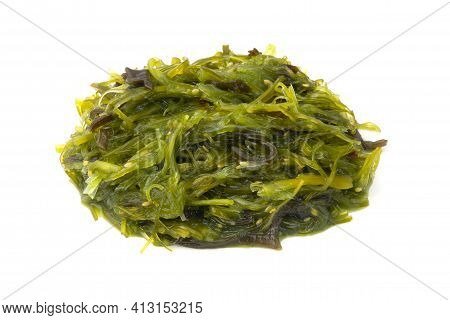 Goma Wakame, Also Known As Seaweed Salad, Is A Popular Side Dish At Sushi Restaurants. Translated, I