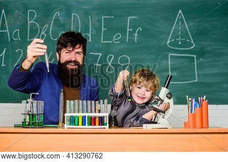 Chemistry And Physics Biology. Back To School. Explaining Biology To Child. Biotechnoloy Research Co