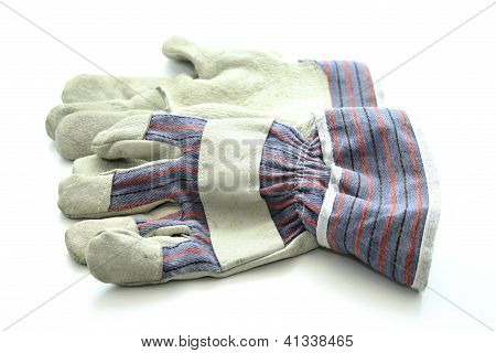 Work Gloves for Home Working