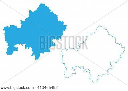Lower Franconia (federal Republic Of Germany, Administrative Division, Region Free State Of Bavaria)