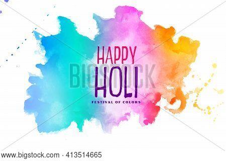 Indian Hindu Festival Of Holi- Hindu Holi