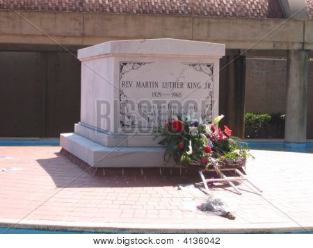 Martin Luther King Junior Tomb