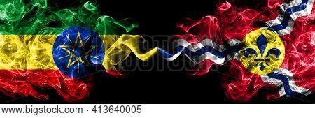 Ethiopia, Ethiopian Vs United States Of America, America, Us, Usa, American, Saint Louis, Missouri S