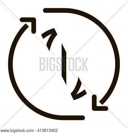 World Internet Network Glyph Icon Vector. World Internet Network Sign. Isolated Symbol Illustration
