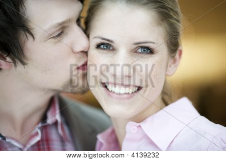 Young Couple Dating