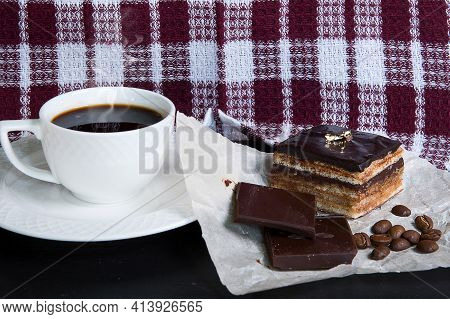 Chocolate Cake Named