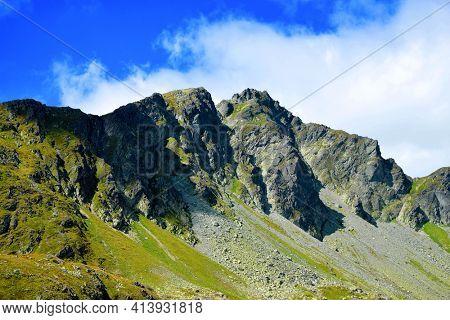 Koprovsky stit, High Tatra Mountains ( Vysoke Tatry ), Slovakia, Europe.