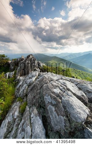 Blue Ridge Southern Appalachian Landscape