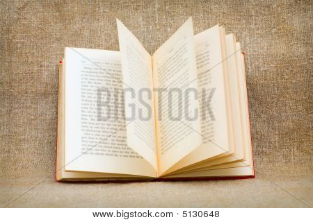 The Open Old Book