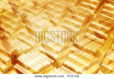 Gold Bars Bg 02