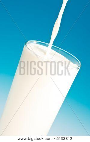 Cool Fresh Milk