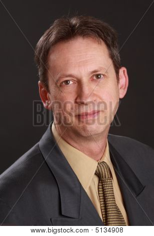Middle-aged Businessman