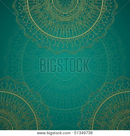 Grunge lace ornament. Seamless pattern. Best looks on textile. Invitation cards and post-cards poster