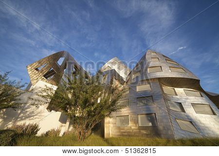 The Lou Ruvo Brain Center In Las Vegas, Nv On October 31, 2012