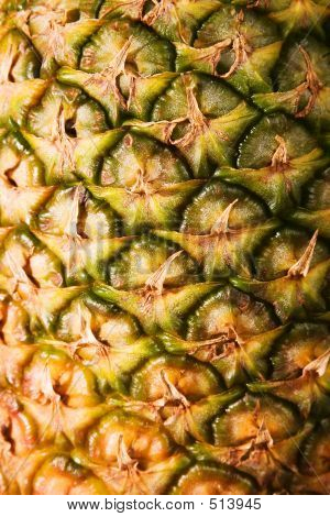 Pineapple Close Up 3