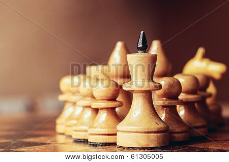 Chess Leader