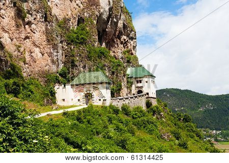 Gates Of Hochosterwitz Castle