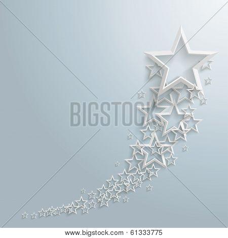 White Stars Dust Chart