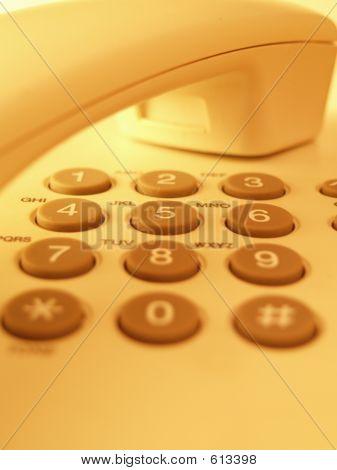 Phone Closeup