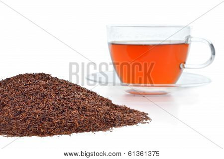 Rooibos In A Cup.