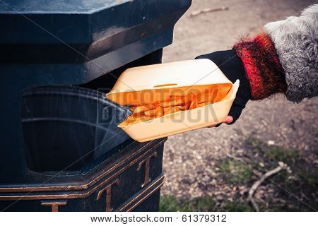 Throwing Away Chips