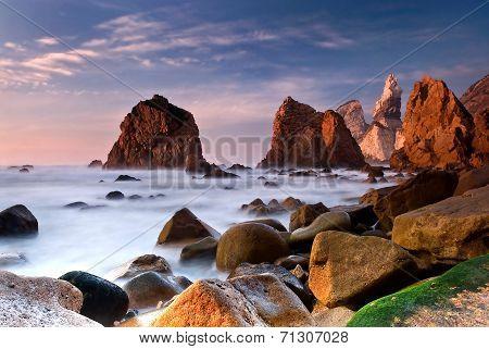 Ursa Beach, Portugal