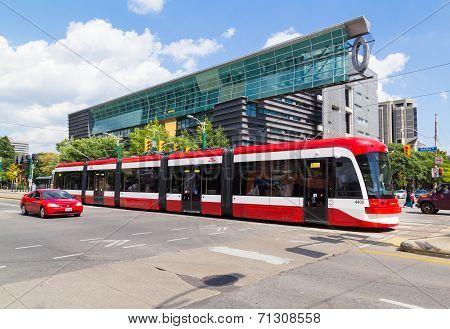 New Toronto Street Car
