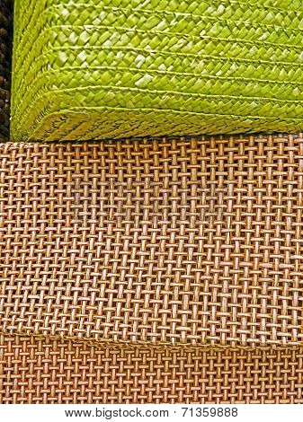 Boxes From Braided Raffia 1