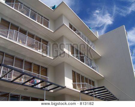 Holiday Apartment Blocks