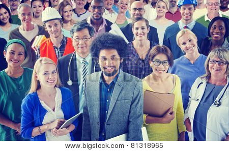 Diverse Diversity Ethnic Ethnicity Variation Colourful Concept