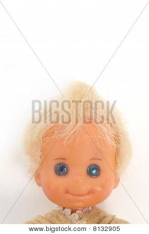 toy doll head