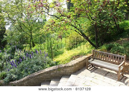 Peaceful Spot Villa Hanbury Gardens Italy