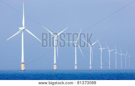 Wind Park Offshore Energy construction
