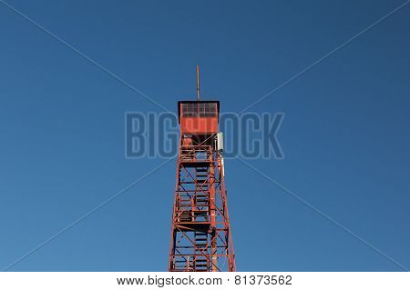 Forest Fire Lookout Tower