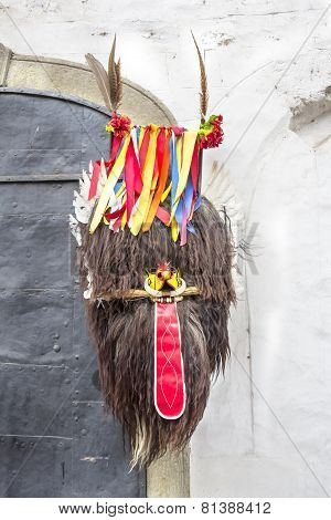 Traditional Carnival Mask