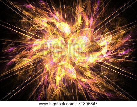 Neon Shape Symbols