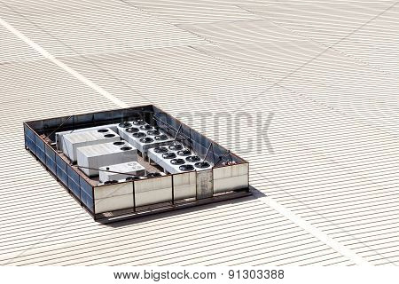 Industrial ventilation devices