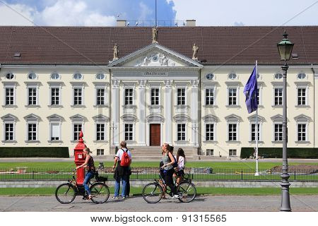 Bellevue Palace, Berlin