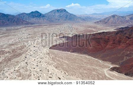 Peruvian Desert Nazca