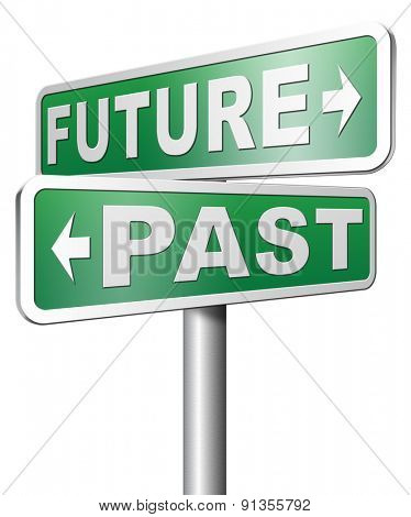 past future predict and forecast near future fortune telling and forecast evolution and progress
