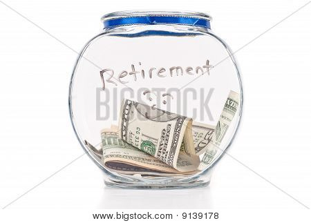 Saving Up For Retirement