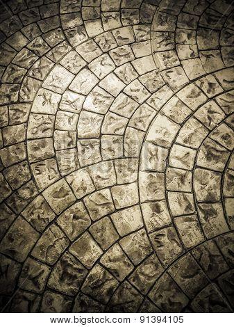 Paving Stone Pattern Elements