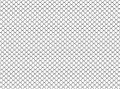 Steel Wire Mesh Background, 3d illustration on white poster