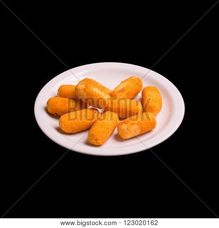 Fried Potatoes Rissoles