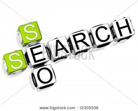 Seo Search Crossword