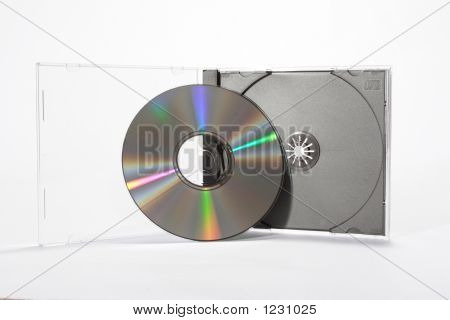 Cd And Case