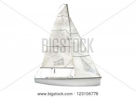 The image of a sailer